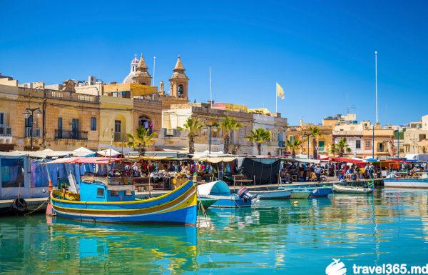 ?ВЕЛИЧЕСТВЕННАЯ МАЛЬТА! ✈️Авиатур на Мальту!